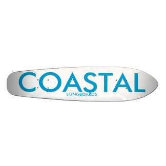 COASTAL SKATE LONGBOARD SKATEBOARD