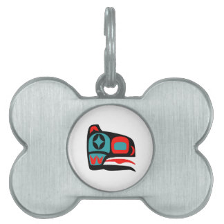 COASTAL SONG PET ID TAG