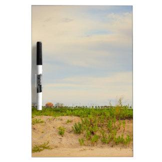 Coastal Strip Dry Erase Board