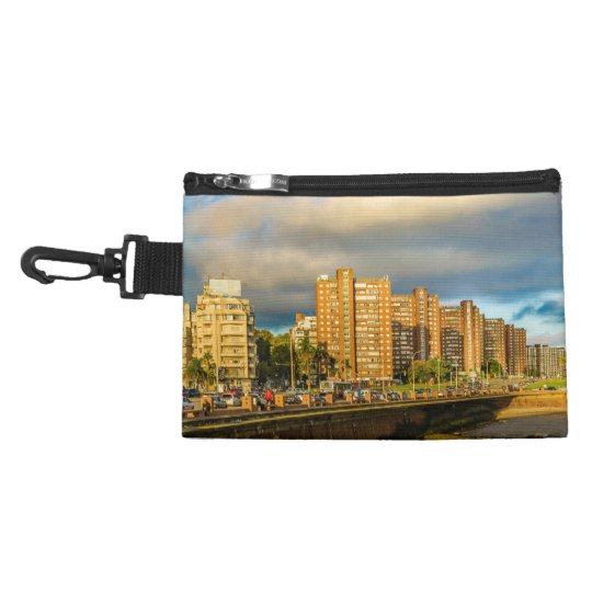 Coastal Urban Scene, Montevideo, Uruguay Accessory Bag