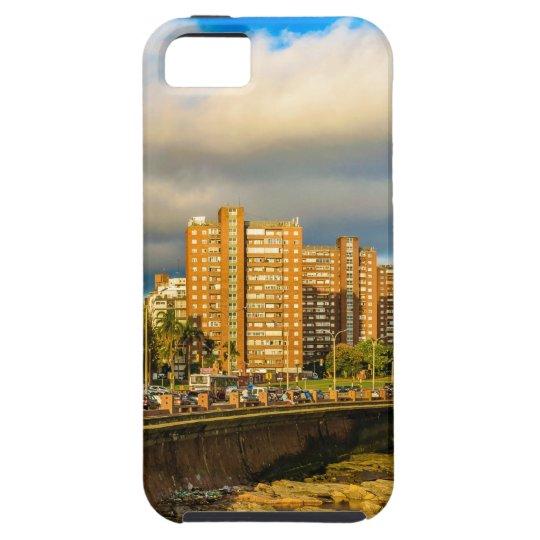 Coastal Urban Scene, Montevideo, Uruguay iPhone 5 Cover