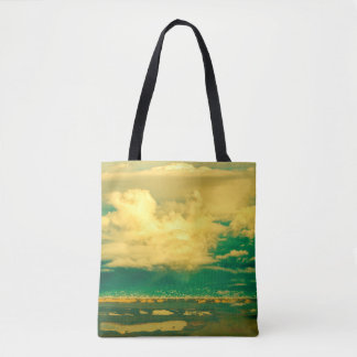 Coastal views tote bag