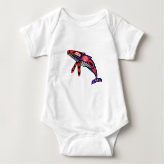 Coastal Waters Baby Bodysuit