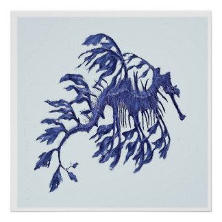 Coastal- Weedy Sea Dragon Poster