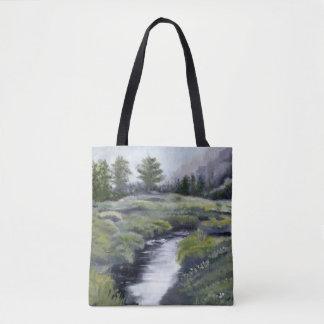 Coastal Wetlands Tote Bag