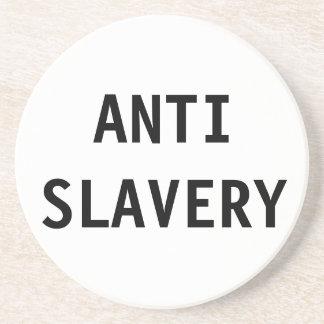 Coaster Anti Slavery