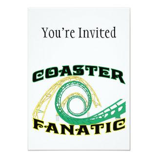 Coaster Fanatic Card