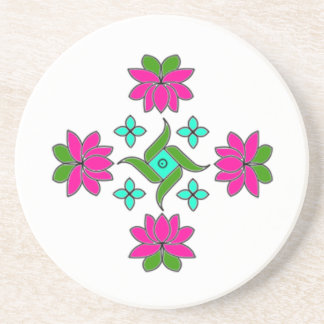 Coaster-Flower Series#80 Drink Coasters