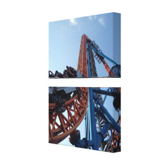 Coaster Gallery Wrapped Canvas