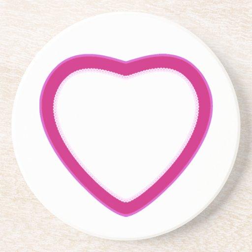 Coaster -- Heart for Hugs