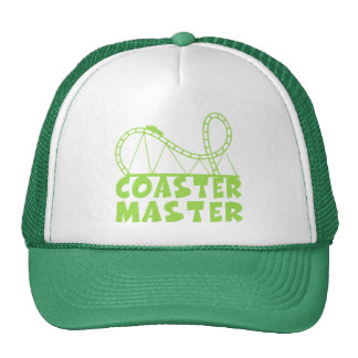 Coaster Master Cap