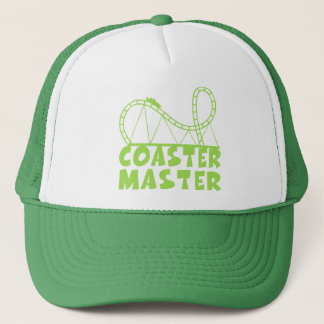 Coaster Master Trucker Hat