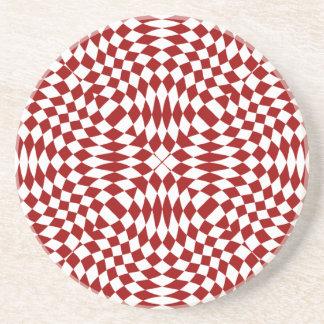 Coaster | Optical Illusion