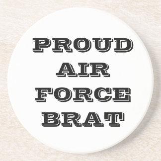 Coaster Proud Air Force Brat