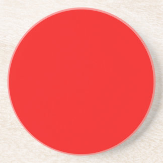 Coaster Red