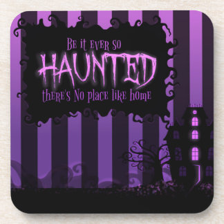 Coaster Set - Be it ever so Haunted