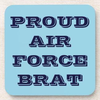 Coaster Set Proud Air Force Brat