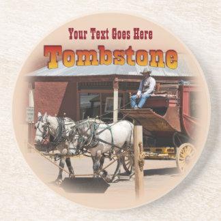 Coaster: Stagecoach Ride #1 Coaster