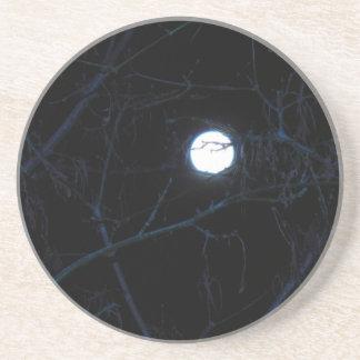 Coasters - Bright Full Moon