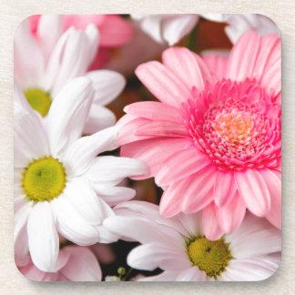 Coasters - Daisy Gerbera Flowers