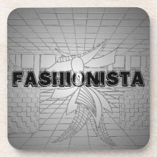 Coasters Dining Fashionista Fashion Modern Mod Art