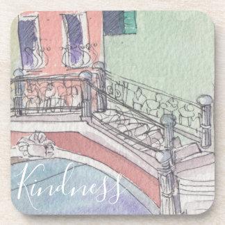 """Coasters """"Italy Watercolor """""""