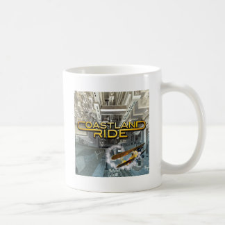 Coastland Ride - On Top Of The World CD cover Coffee Mugs