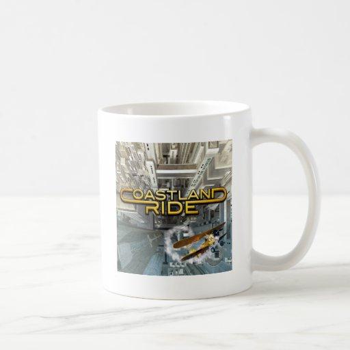 Coastland Ride - On Top Of The World CD cover Coffee Mugs
