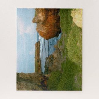 Coastline Cliffs Jigsaw Puzzle