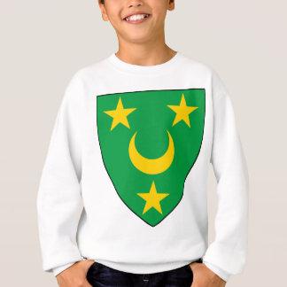 Coat_of_arms_Algeria_(1830-1962) Sweatshirt