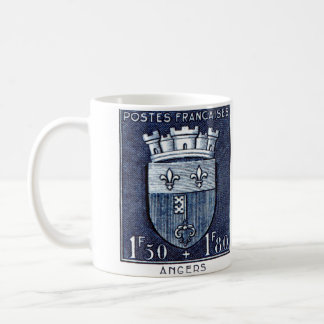 Coat of Arms, Angers France Coffee Mug