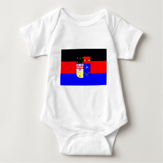 coat-of-arms- baby bodysuit