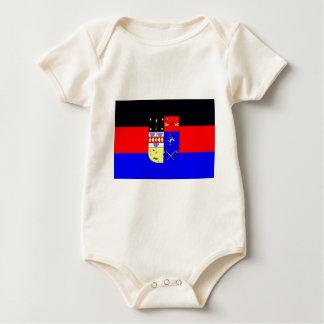 coat-of-arms- baby bodysuit