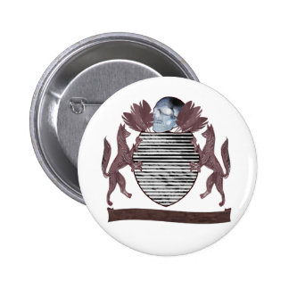 coat of arms button