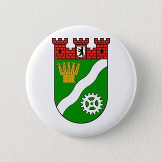Coat of arms Berlin Marzahn Hellersdorf 6 Cm Round Badge