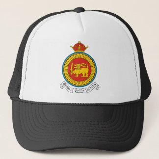 Coat_of_Arms_Ceylon_dominion Trucker Hat