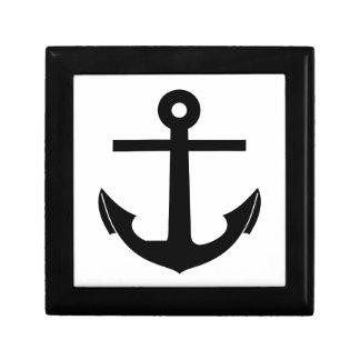 Coat Of Arms Crest Flag Swiss Key Emblem Anchor Gift Box