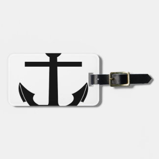 Coat Of Arms Crest Flag Swiss Key Emblem Anchor Luggage Tag