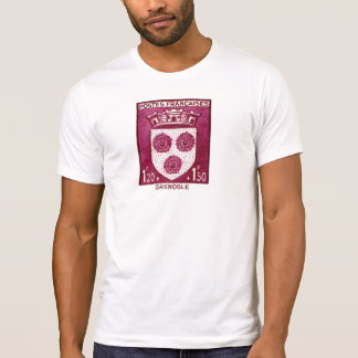 Coat of Arms, Grenoble France T-Shirt