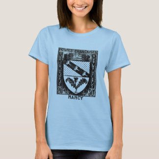 Coat of Arms, Nancy France T-Shirt