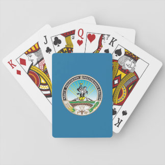 Coat of arms of Adygea Playing Cards