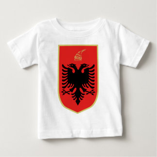 Coat of Arms of Albania Baby T-Shirt