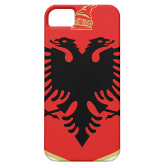 Coat of Arms of Albania Case For The iPhone 5
