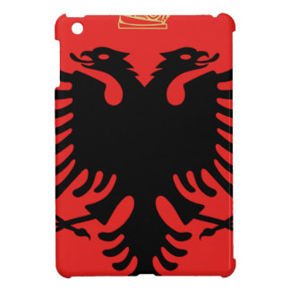 Coat of Arms of Albania iPad Mini Case