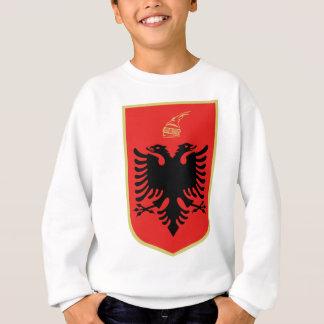 Coat of Arms of Albania Sweatshirt
