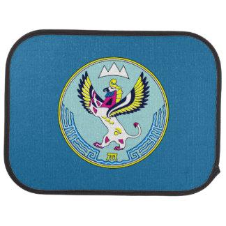 Coat of arms of Altai Car Mat