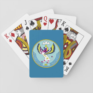 Coat of arms of Altai Playing Cards