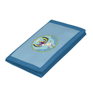 Coat of arms of Altai Trifold Wallet