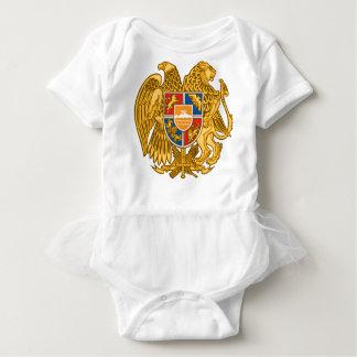 Coat of arms of Armenia - Armenian Emblem Baby Bodysuit