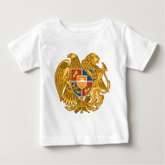 Coat of arms of Armenia - Armenian Emblem Baby T-Shirt